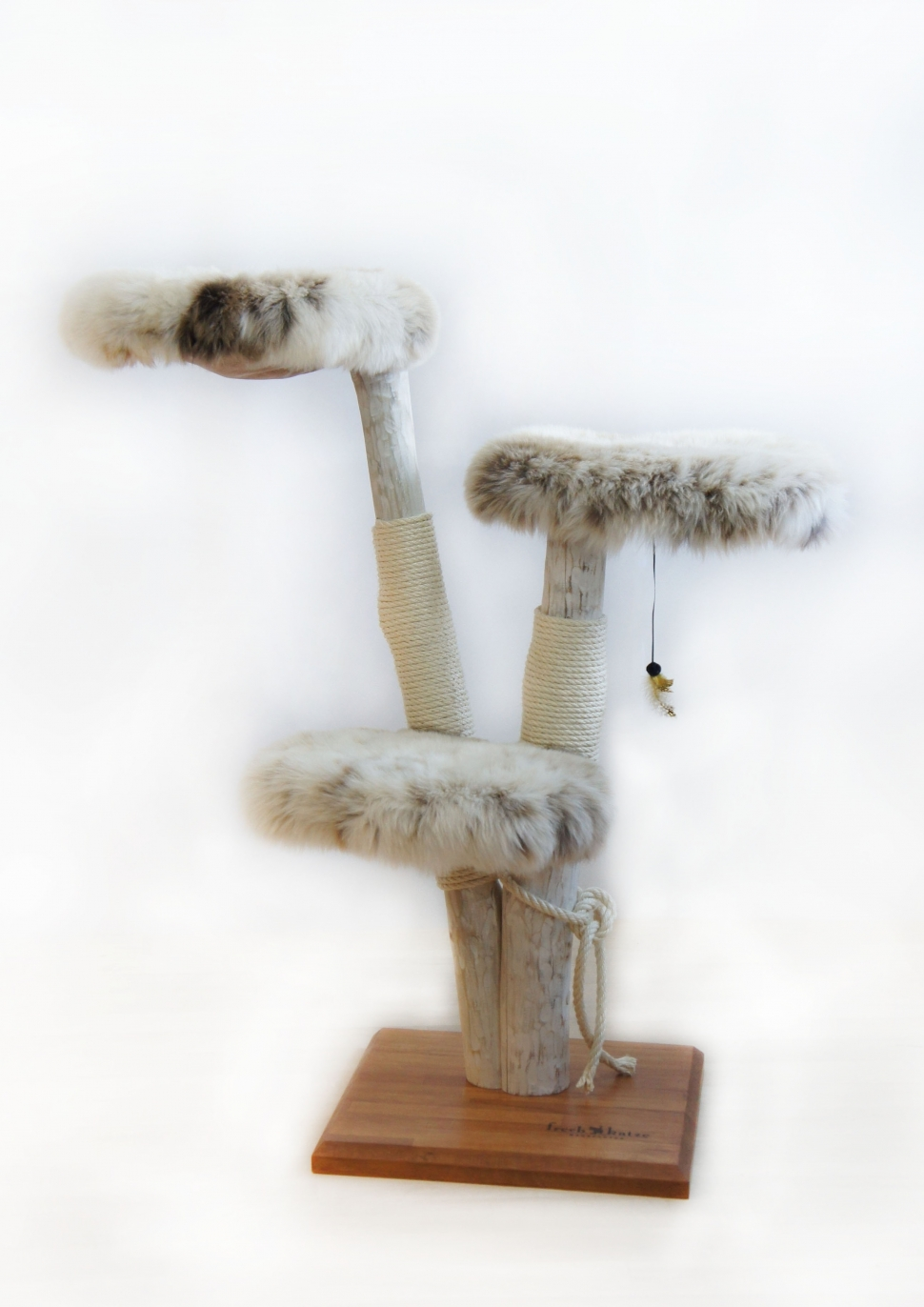 naturkratzbaum echtholz - crocuta-