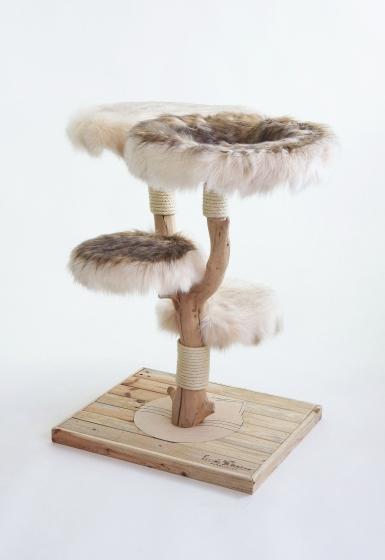 Naturkratzbaum Maneki-Neko