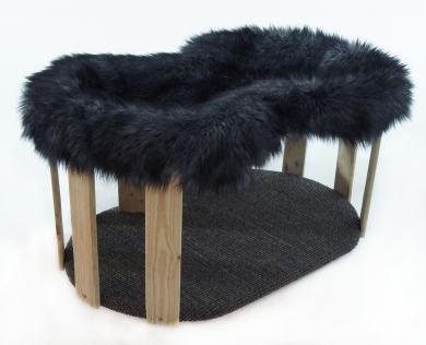 Kratz- und Liegestelle Schlafkatze
