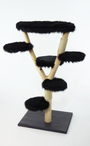 Naturkratzbaum Black Cat Day