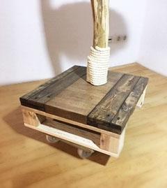 Bodenplatte individuell gefertigt